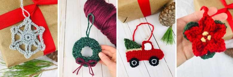 Crochet ornament patterns