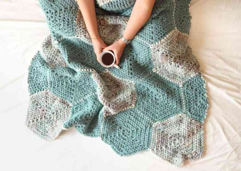 Wool Ease Thick & Quick Afghan Pattern