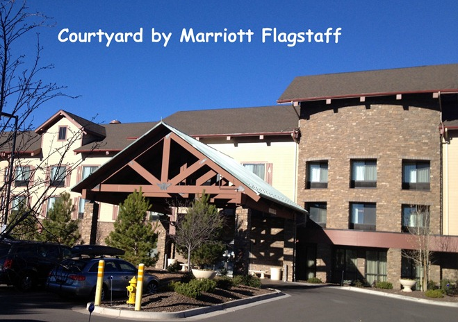 Courtyard Flagstaff New Hotel Review