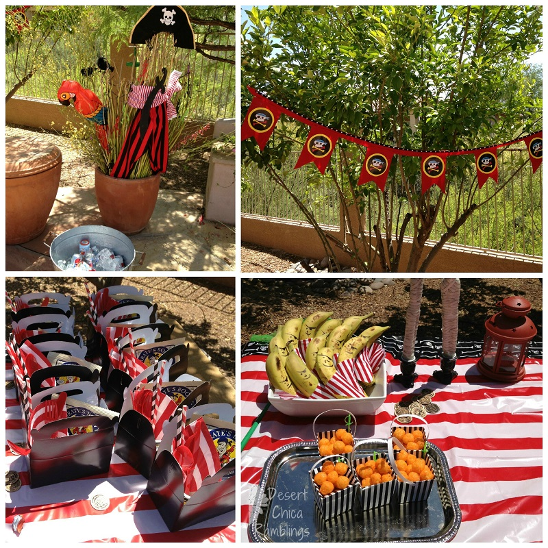 Pirate Birthday Party Details2