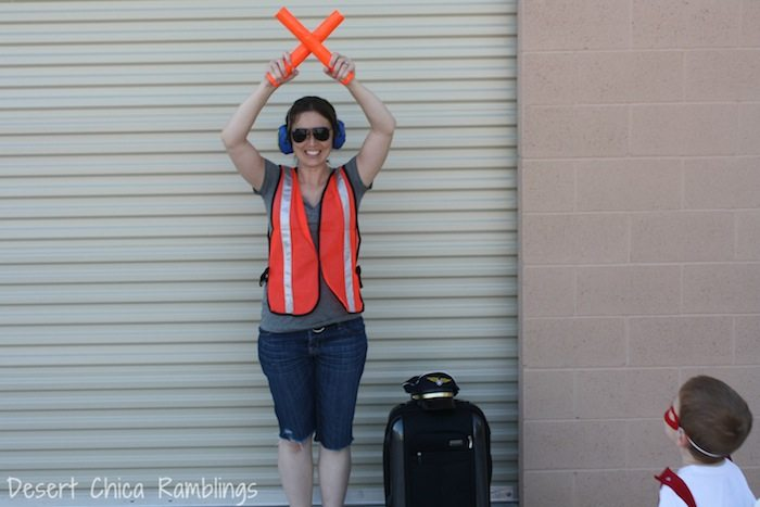 Airport Costumes Air Traffic Controller