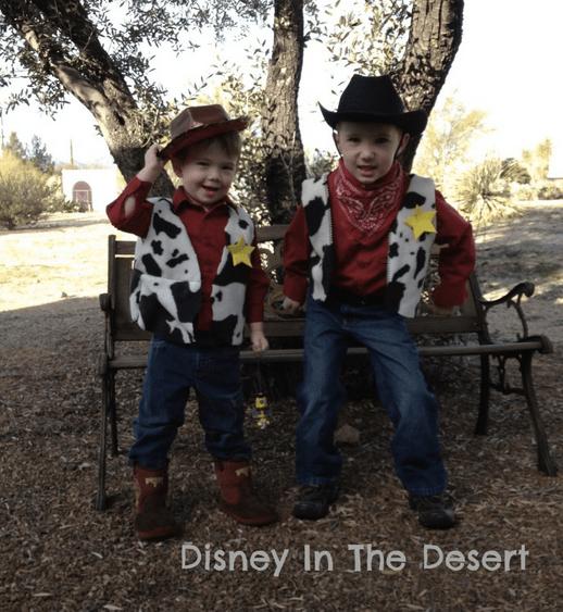 Cowboy Wood Vests