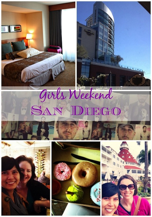 Girls Weekend  San Diego - Where to stay, play, eat and spa