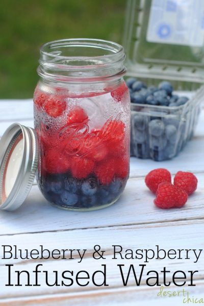 As summer approaches everyone is looking for healthy recipes to help with improved health and weight loss, Raspberry Infused water combined with Blueberry Infused water makes an awesome alternative to juice using fresh fruit. Learn how to make Blueberry and Raspberry infused water to enjoy after your morning workout.