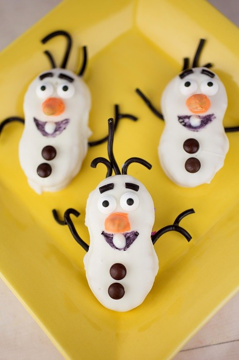 Olaf Butter Butter Cookies this mama loves
