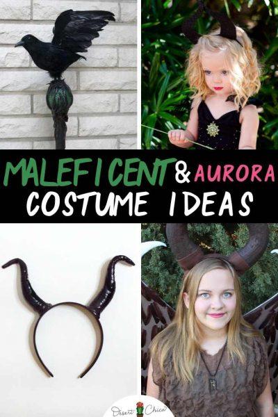 Maleficent Costume Tutorials