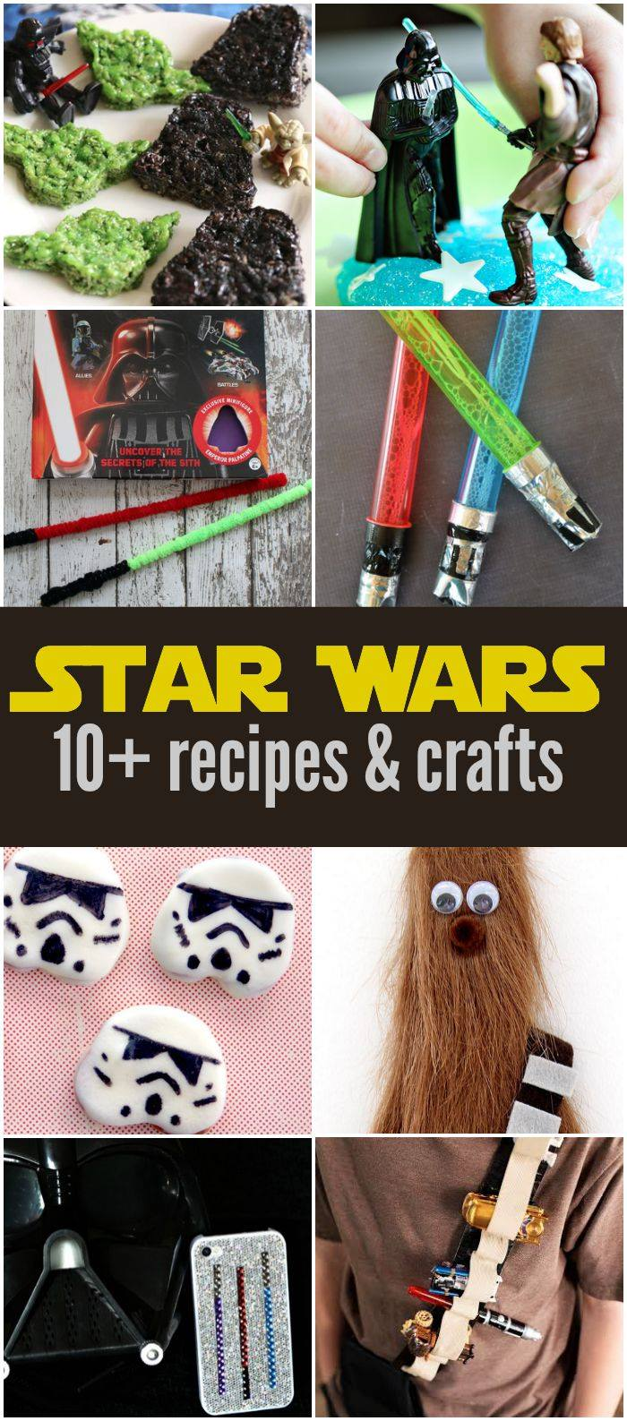 Star Wars #ForceFriday projects