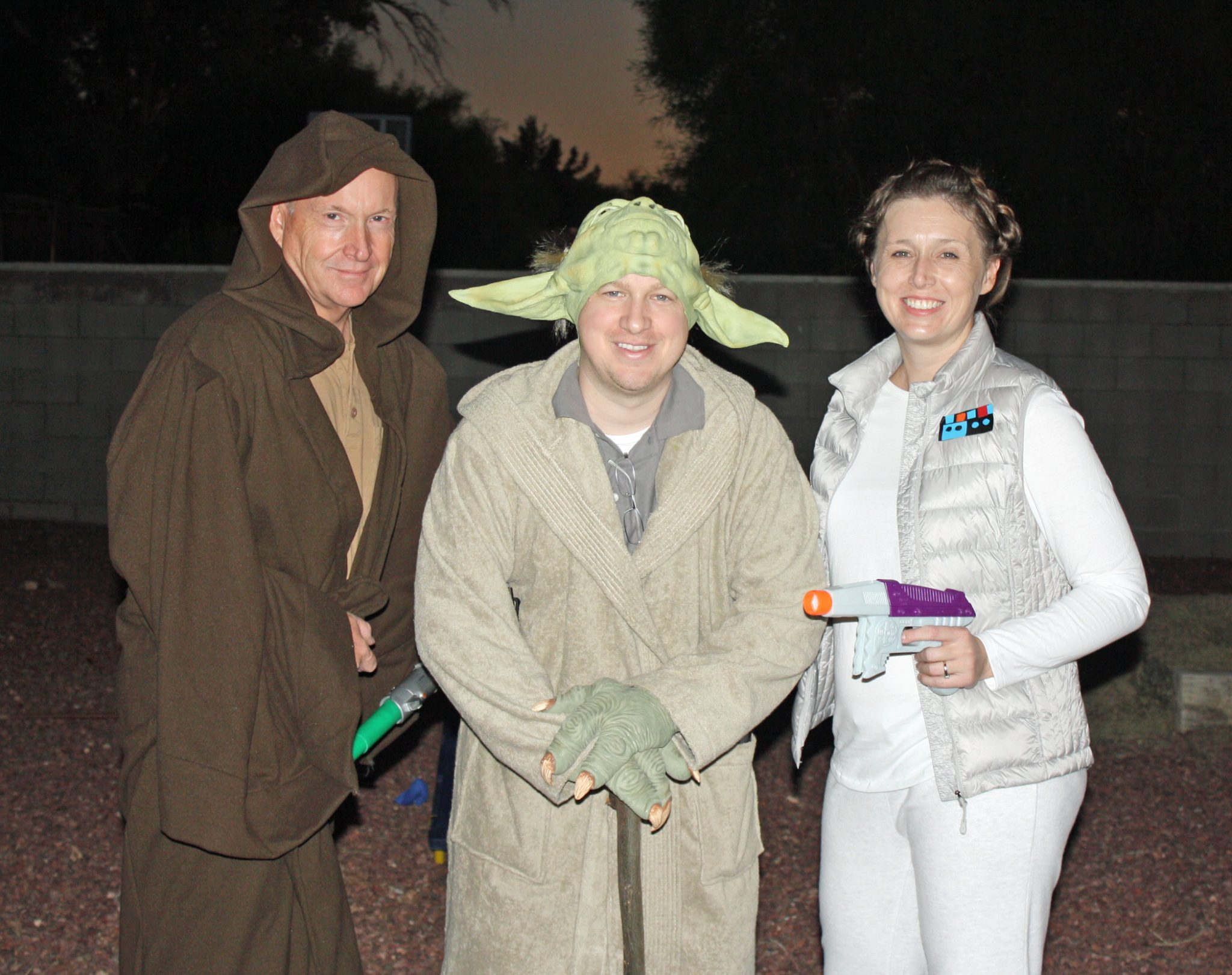 Jedi leia Yoda Star Wars Costumes