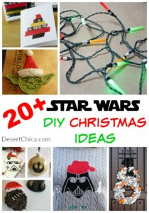 Over 20 Star wars christmas ideas