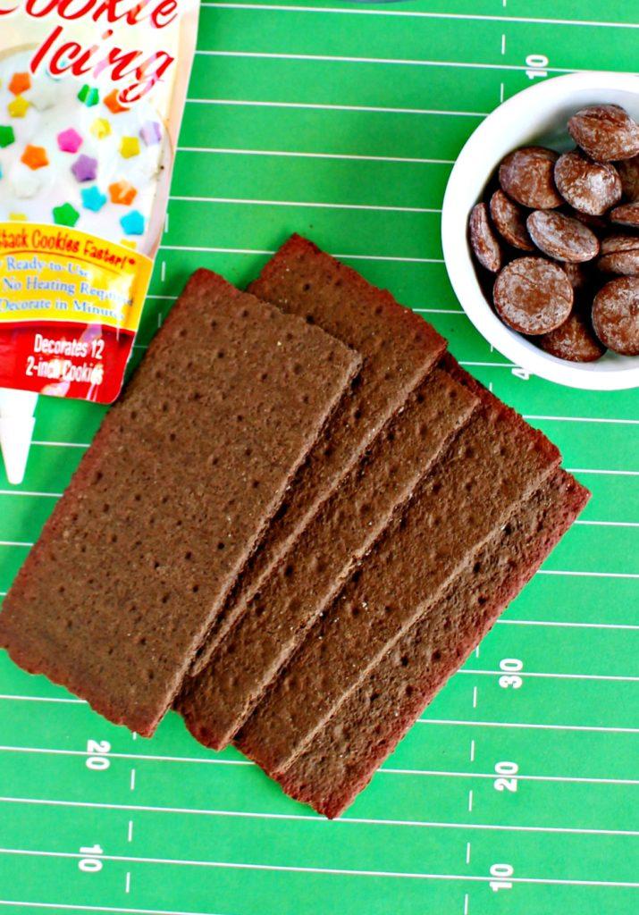 Football Graham Cracker Ingredients