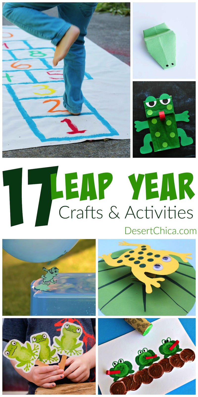 17 leap year crafts and activities