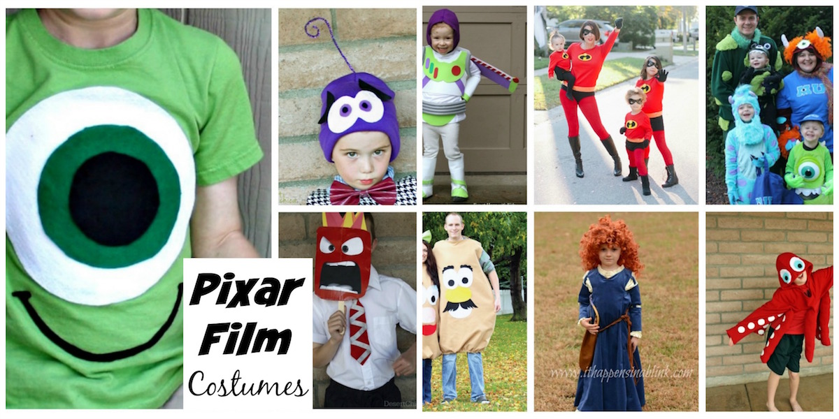 Make Home Costume Ideas Halloween