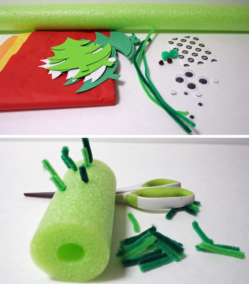 Pete's Dragon Craft Materials