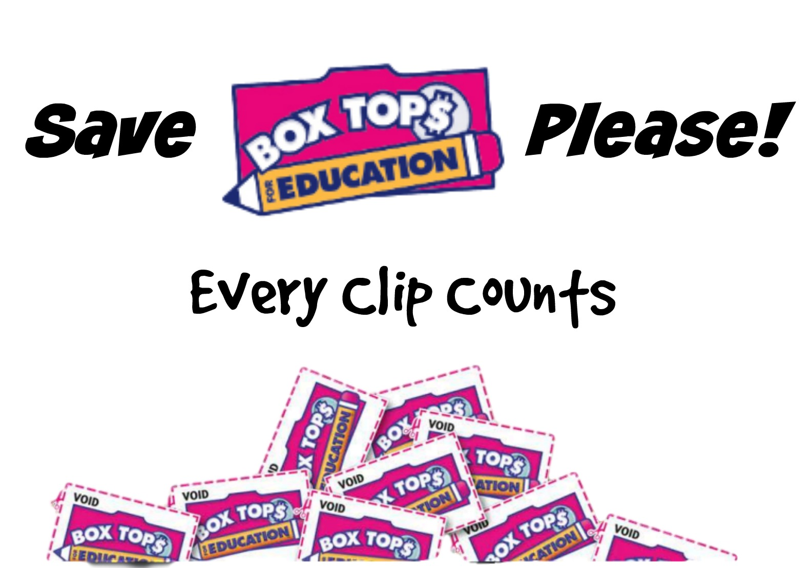 Box Tops For Education Storage Bag