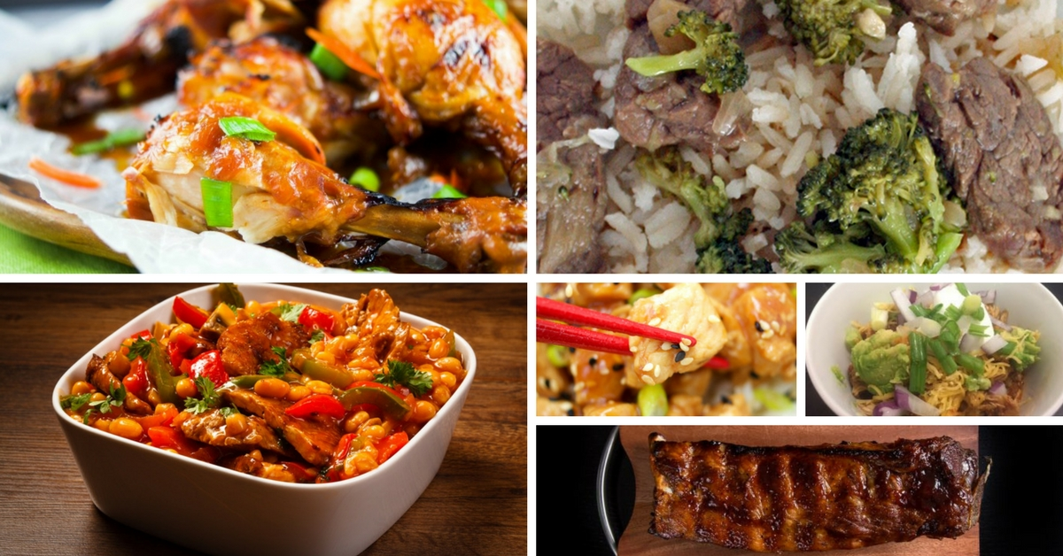 Do you love Chinese take out? Have you tried making it at home? The instant pot makes it easy! Check out this list Instant Pot Chinese Takeout recipes.