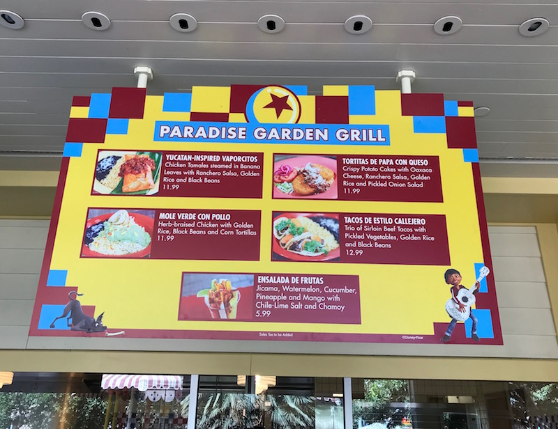 Eat Pixar food at Disney California Adventure on the Pixar Fest Scavenger Hunt at Disneyland