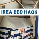 Ikea Kura Bed Hack Diy Bed Tent Desert Chica