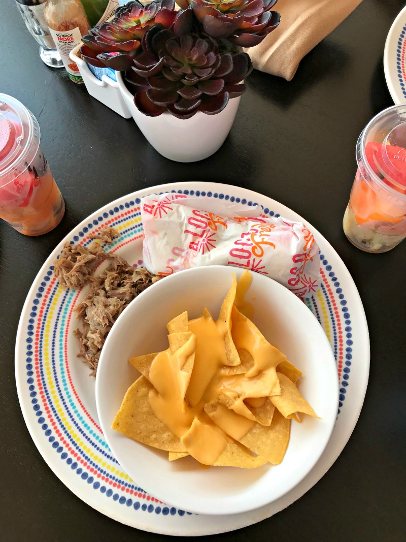 Loco Fresh Mexican Food on Royal Caribbean Symphony of the Seas cruise ship. It is one of the amazing tween friendly activities aboard the largest cruise ship in the world.