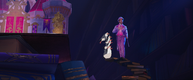 Lin Manuel Miranda dancing with penguins in Mary Poppins Returns.jpg