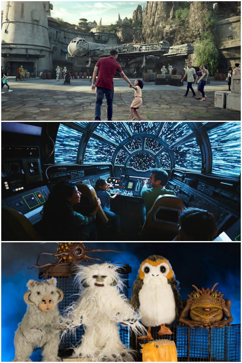 Star Wars Land at Disneyland Star Wars Galaxy's Edge