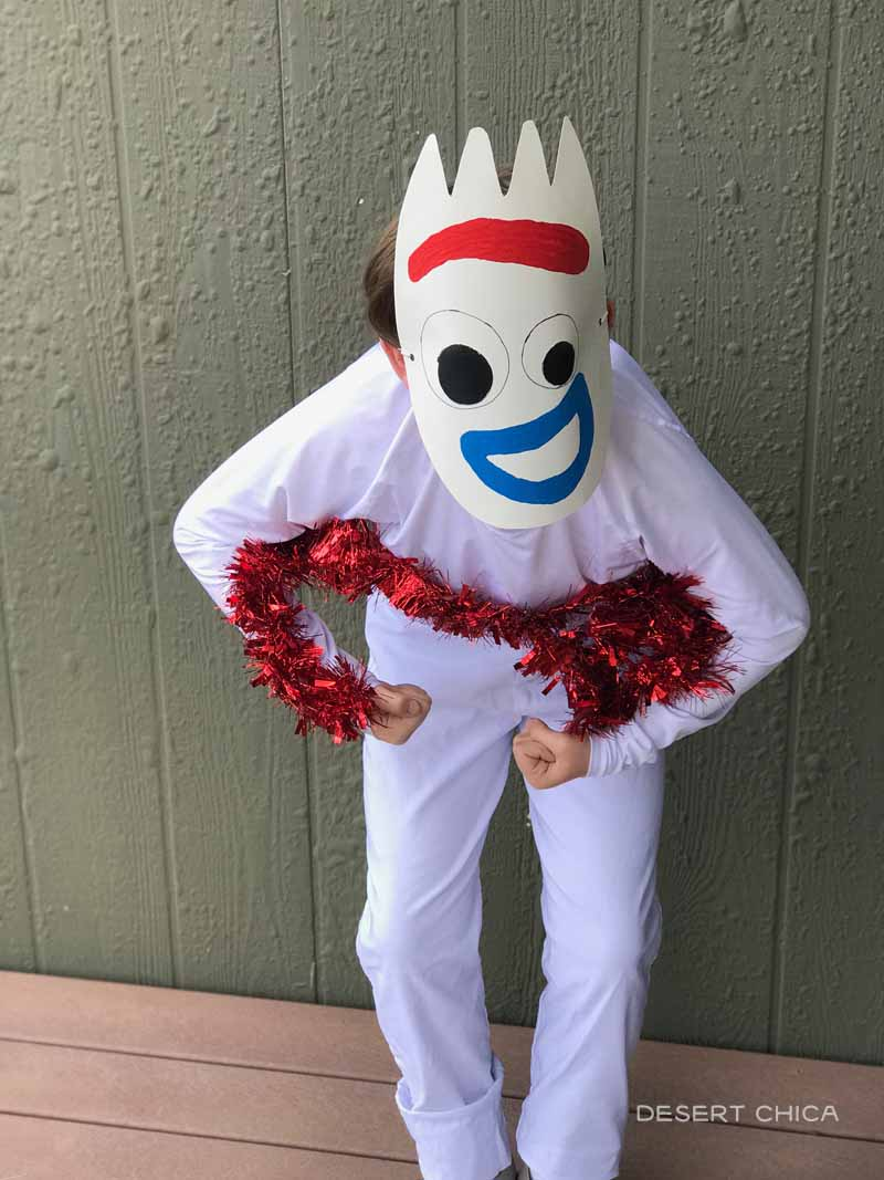 Toy Story Forky costume