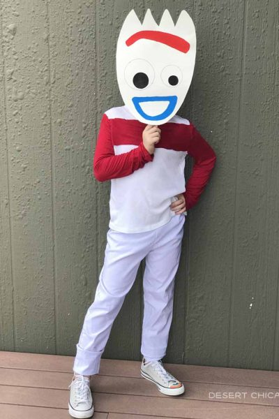 Forky Costume