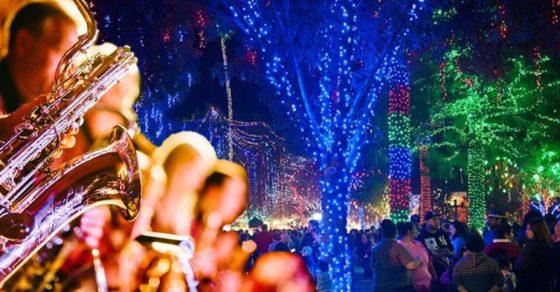Don't miss Desert City Jazz at Glendale Glitters – December 9