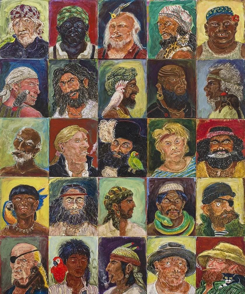 25 Pirates