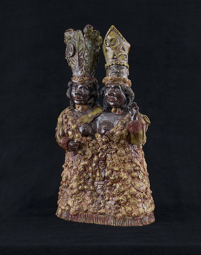 First Black Women Siamese Twin Popes