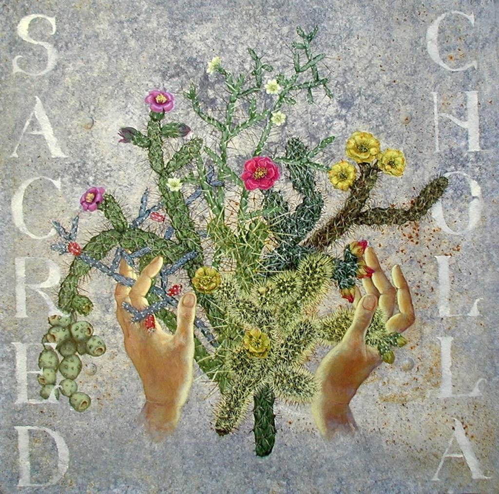 Sacred Cholla