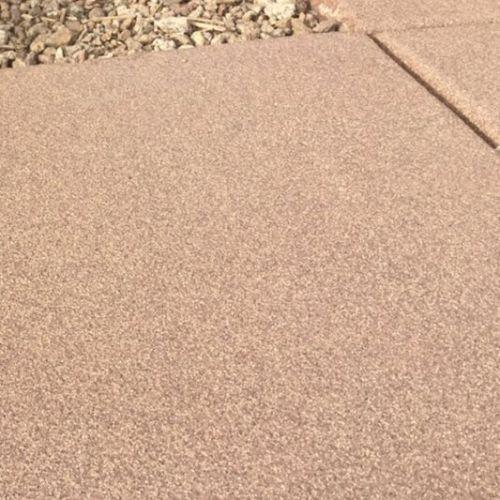 Granite Grip coating