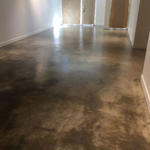 Interior Industrial Look Floors 7
