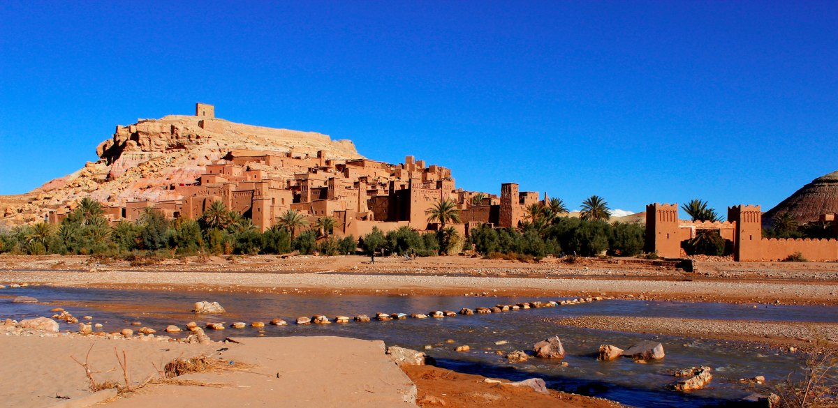 Private Day Trip to Ait Ben Haddu & Ouarzazate From Marrakech