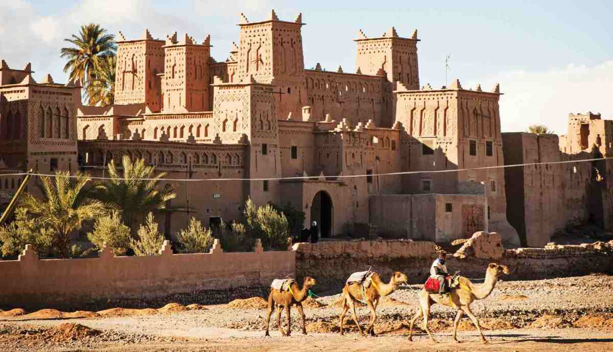 Morocco road trip 10 Days