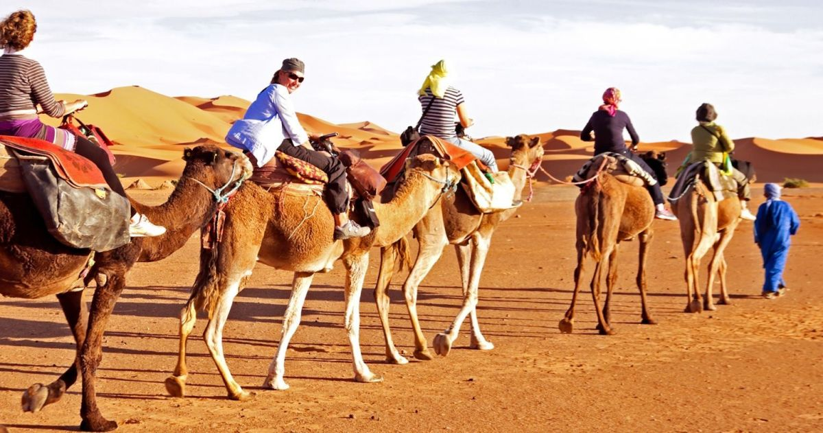 4 Day Sahara Tour from Marrakech