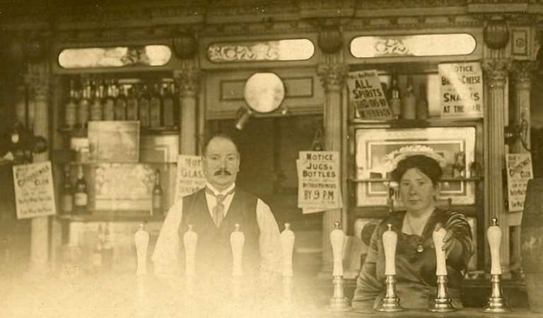Camberwell Arms 1919