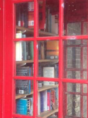 The smallest library in London