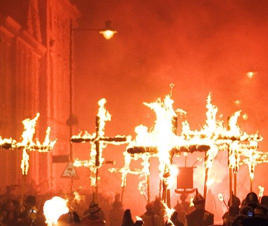 Lewes Bonfire Martyrs