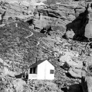Upper Biddy Mine from Ryan, 1916 - Courtesy National Park Service, Death Valley National Park