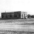 Death Valley Junction - First hotel in town 1930, Courtesy National Park Service, Death Valley National Park