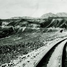 View from Ryan - Funeral Mountains in background - Courtesy National Park Service, Death Valley National Park
