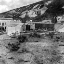 Lila C Mine - The Mill 1912, Courtesy National Park Service, Death Valley National Park