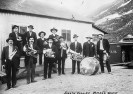 The Death Valley Brass Band at the Lila C Mine, Courtesy National Park Service, Death Valley National Park