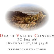 DEATH VALLEY, Calif., May 6, 2013 /PRNewswire - The Death Valley Conservancy logo. (PRNewsFoto/The Death Valley Conservancy)