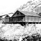 Ryan, California - Old staff quarters 1920 - Courtesy National Park Service, Death Valley National Park