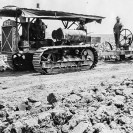 CL Best first gasoline tractor 1918 - Courtesy National Park Service, Death Valley National Park