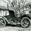 1902 Cadillac, first car driven to Death Valley in 1904 - Courtesy National Park Service, Death Valley National Park