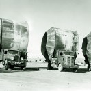 Moving equipment from Death Valley Junction to Boron, Courtesy National Park Service, Death Valley National Park