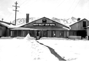 Death Valley View Hotel - Courtesy National Park Service, Death Valley National Park