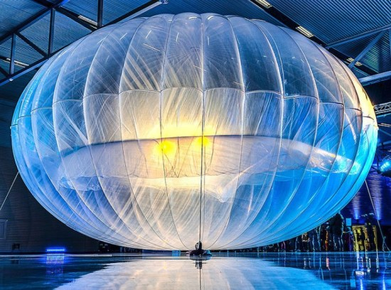 Google Project Loon Launch Event